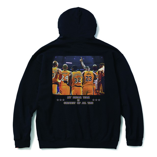 DREAM TEAM HOODY / GSSP-0097