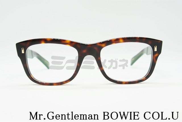 【正規取扱店】Mr.Gentleman(ミスタージェントルマン) DELON COL.X