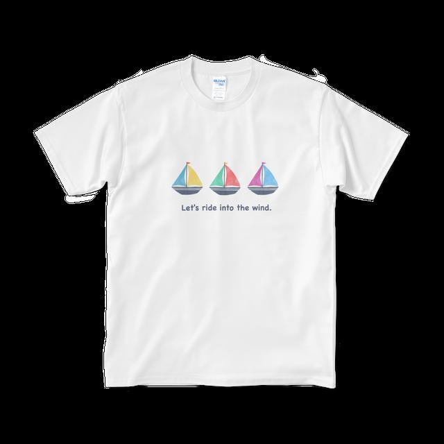 ラムネのTシャツ(ホワイト)