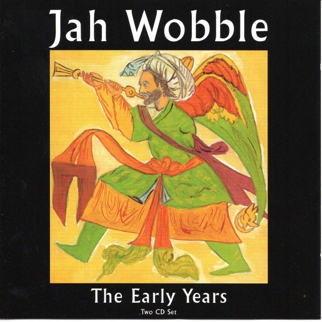 【CD x2・英盤】Jah Wobble / THE EARLY YEARS
