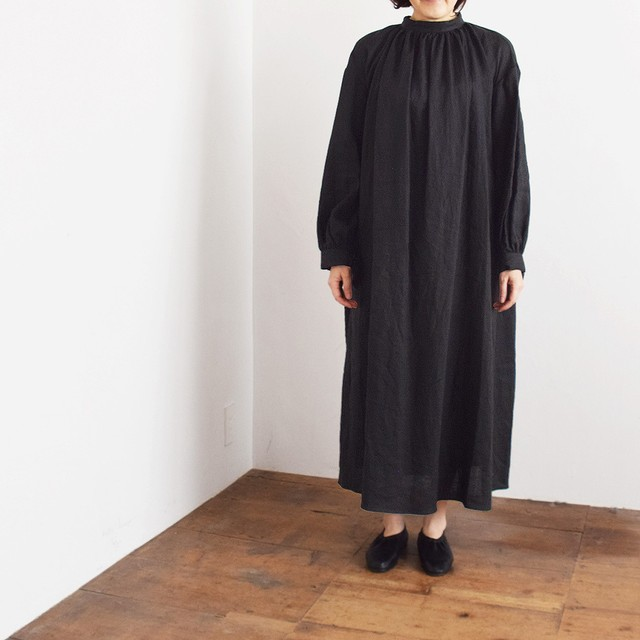 【30%off price】COSMIC WONDER  コズミックワンダー ビューティフルリネン リチュアルドレス   BEAUTIFUL LIGHT LINEN RITUAL LONG DRESS 11CW17213