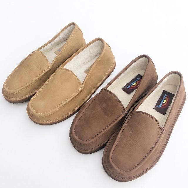 "Rainbow Sandals ""The Comfort Classics Loafer"" -Fleece Lined-"