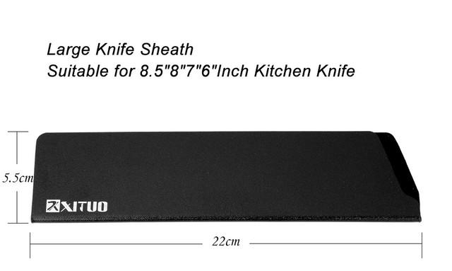 ダマスカス包丁 【XITUO 公式】 刃物ケース 刃渡り22cm ks20031806