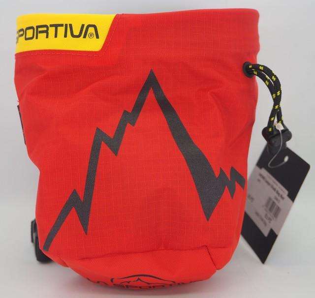 【LA SPORTIVA】スポルティバ【LASPO CHALK BAG】ラスポチョークバッグ