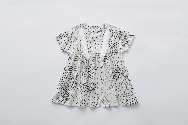 【21SS】eLfinFolk(エルフィンフォルク)QiLin onepiece dress(90/100/110/120)white ワンピース