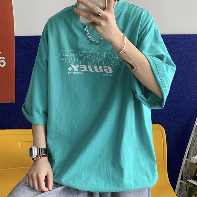 front letter tee PD2728