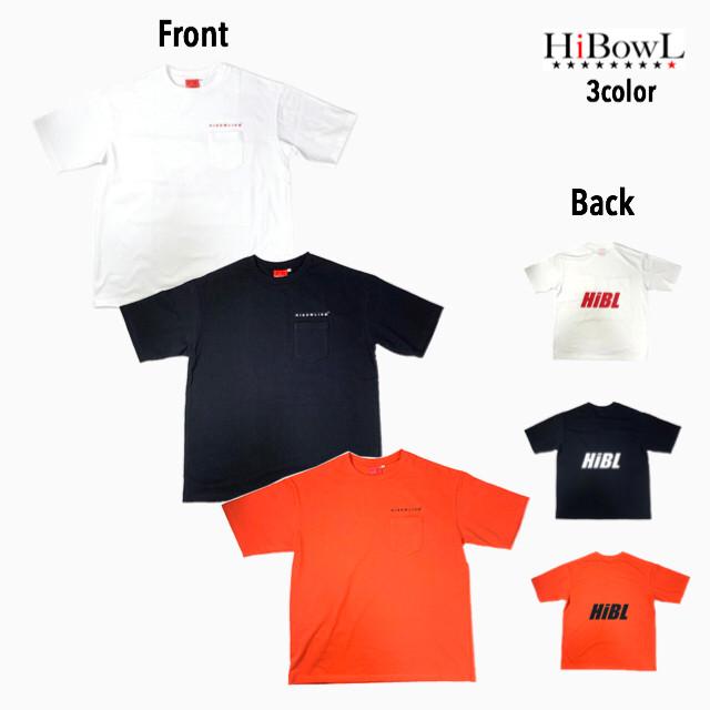 "HiBOWL『ハイボール』HiBowL BigTee ""ISM"""