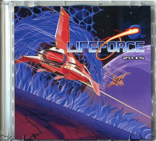 LIFE FORCE 2018 (アレンジバージョン同人CD) 販売サイト変更中