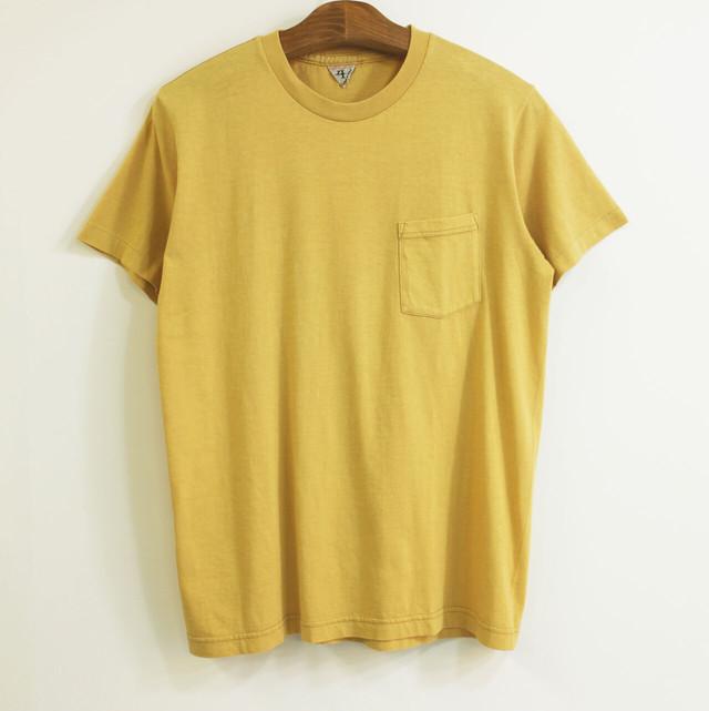 FilMelange (フィルメランジェ) ポケットTシャツ SUNNYサニー  メンズTシャツ  ニューリンダ天竺Tシャツ