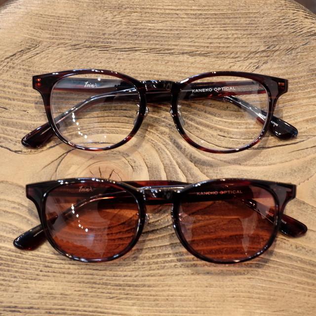 1sin(イッシン) CIRCLE別注innovator バーガンディー 眼鏡・サングラス