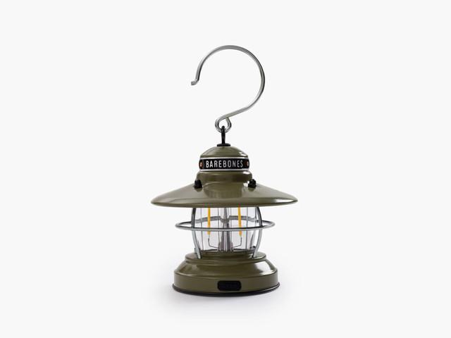 BARE BONES Mini Edison Lantern オリーブドラブ
