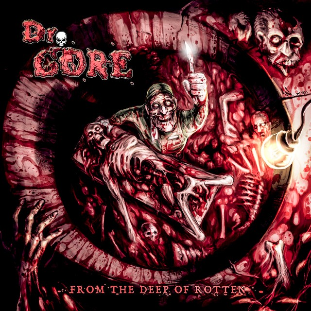 Dr,GORE『From The Deep Of Rotten』CD