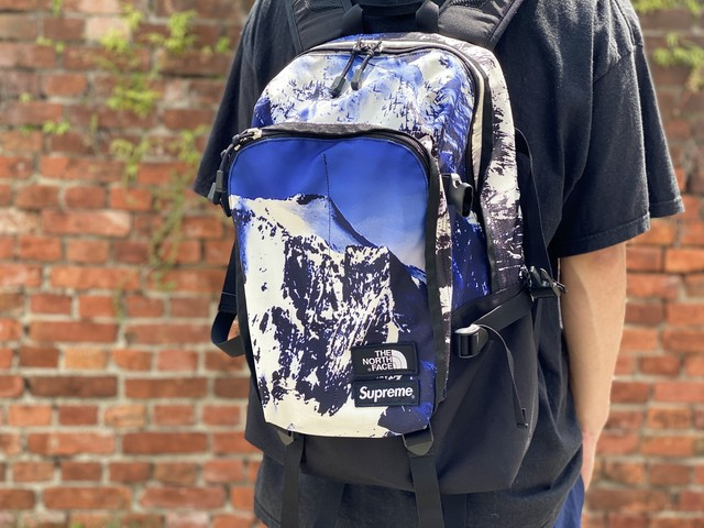 Supreme 17AW × THE NORTH FACE EXPEDITION BACKPACK 100JF6606