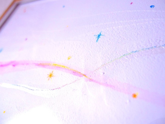 "◯ Love & Light 090 "" Innocence "" { 水彩画 ART }"