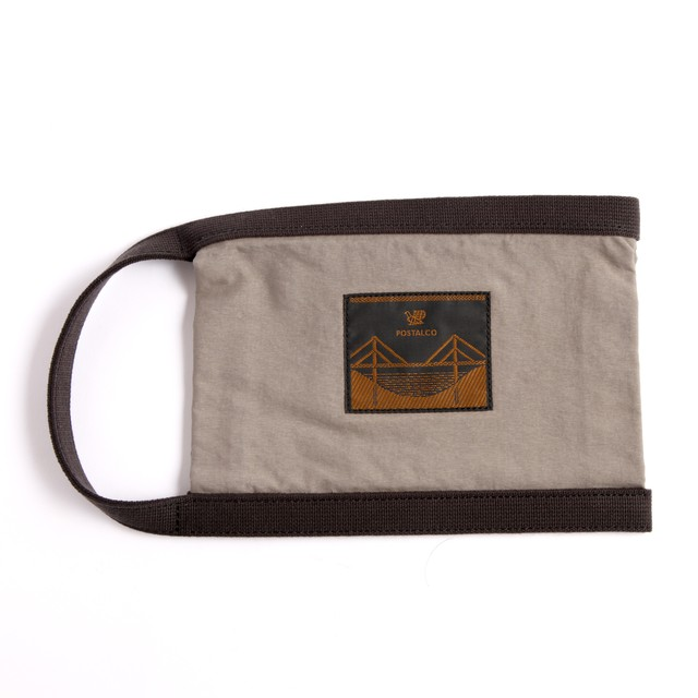 Postalco/Utility Pouch/French Grey【店頭在庫あり】