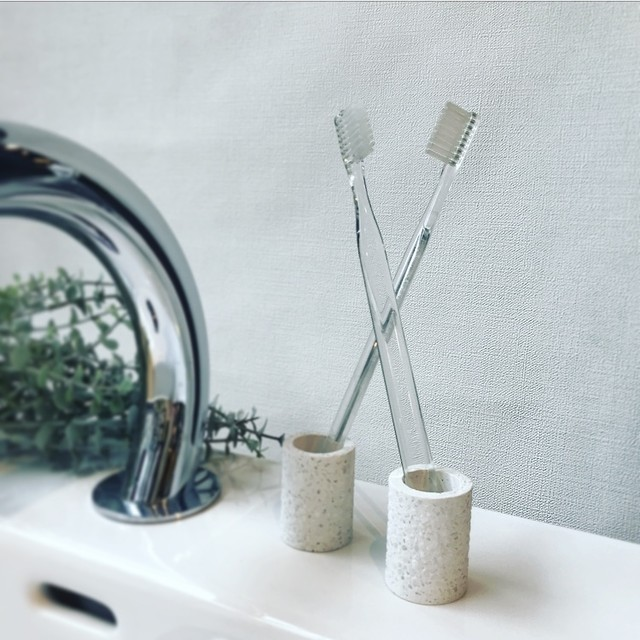 TOOTHBRUSH STAND mini  soil