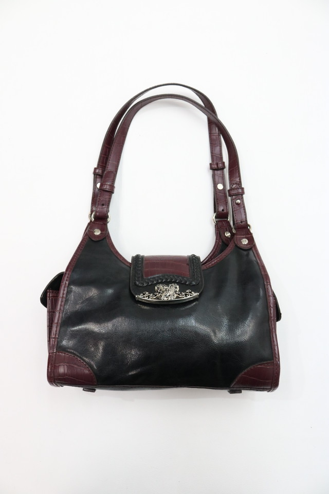 concho leather bag / GD11270022