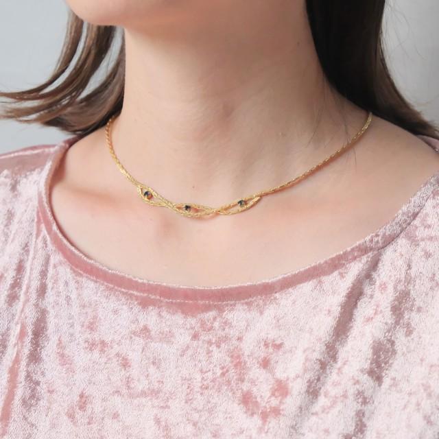 90s Chunky Vintage Necklace 2 3