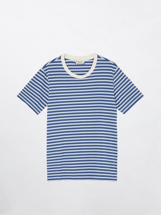 MARNI GIFTING STRIPE S/S 3P T-SHIRT Stripe HUMU0151S0