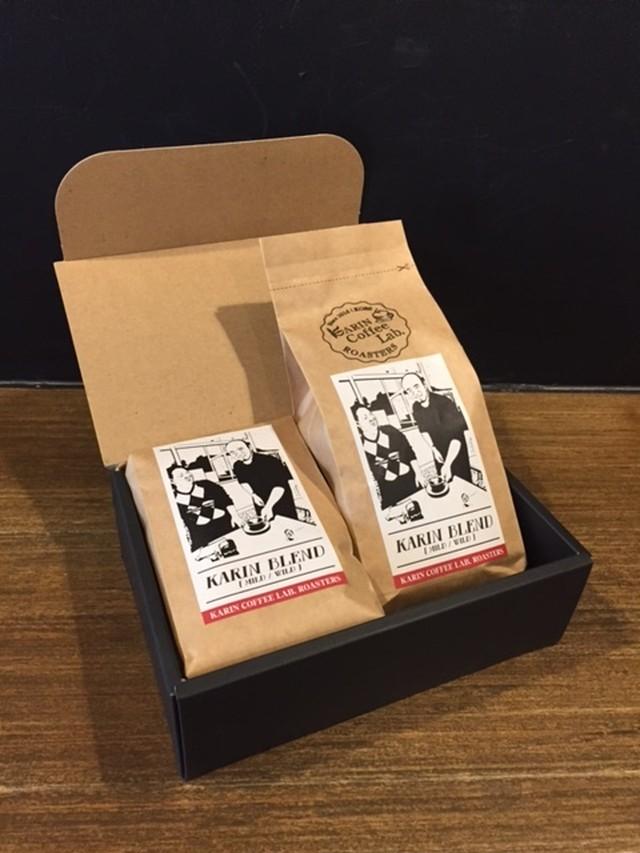 花梨ブレンドコーヒー ギフトセット(200g×3パック)