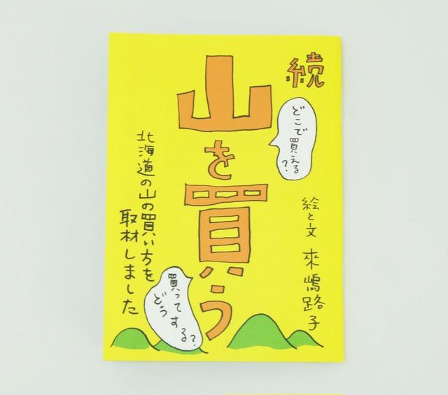 山を買う 來嶋路子(くるしまみちこ)
