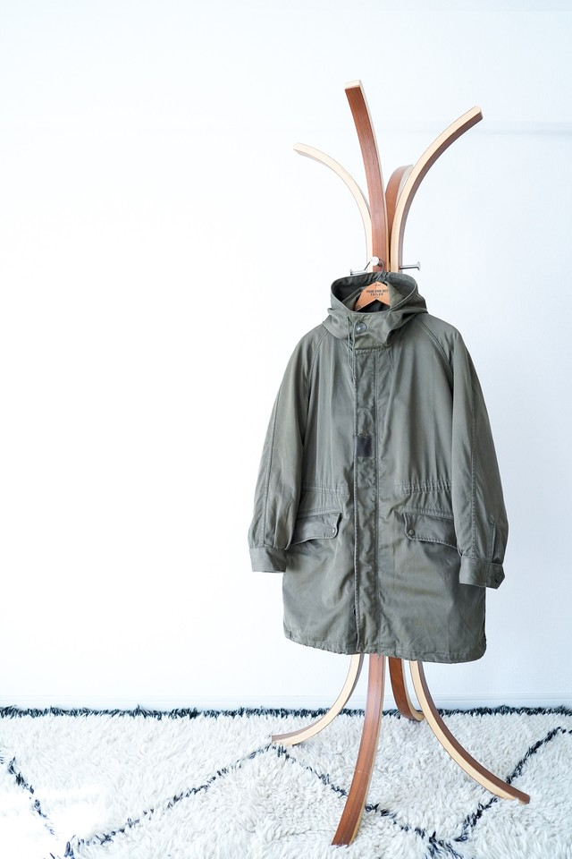 """【1980s】""""M-64"""" Cold Weather Parka, French Army / v433"""
