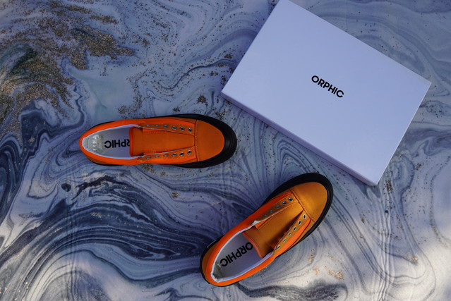 ORPHIC Union orange