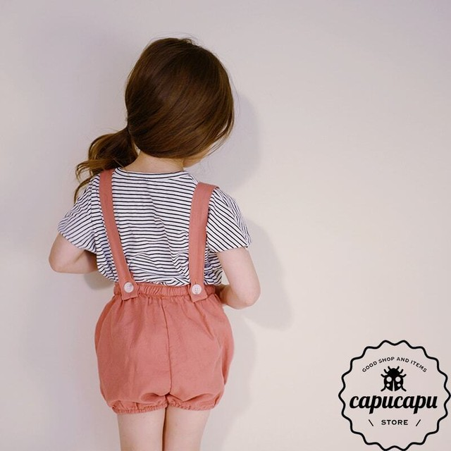 [sold out] shorts suspenders 2colors ショートサスペンダー