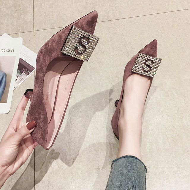 【shoes】披露宴Sアルファベットラインストーンシューズ