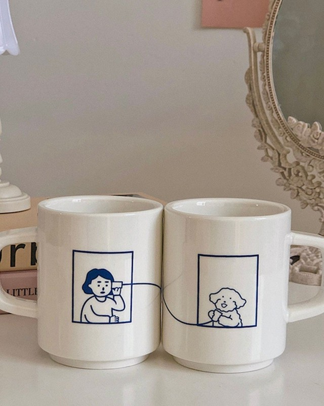 tell mug