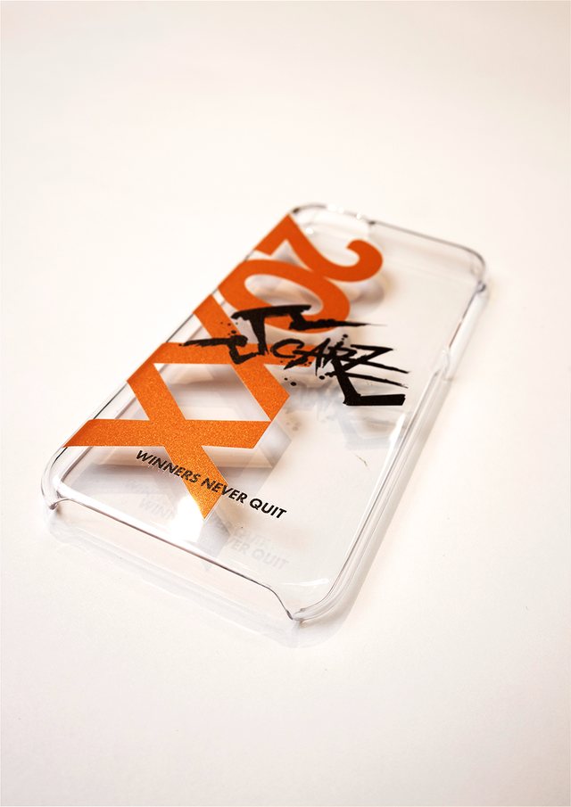 iPhone Case : Clear