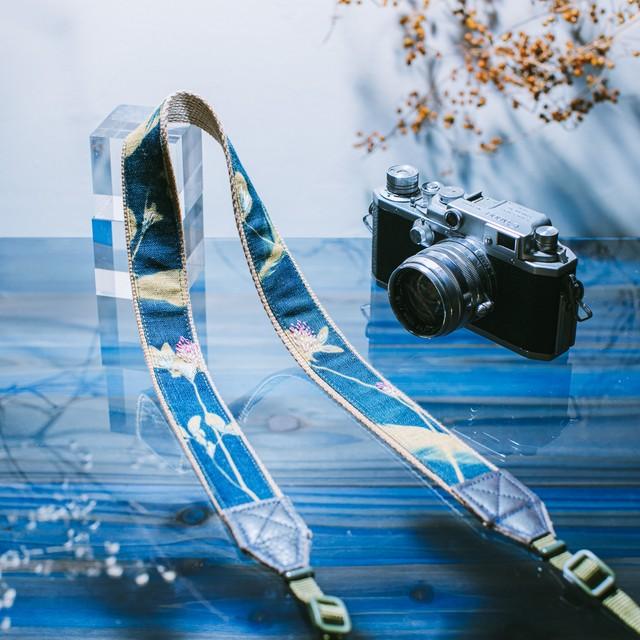 カメラストラップ(ぬくもり)