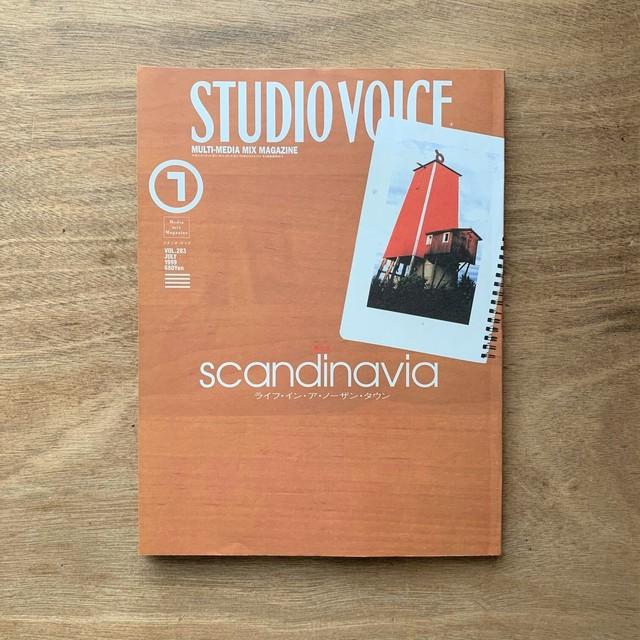 Scandinavia  /  スタジオ・ボイス  /  VOL.283