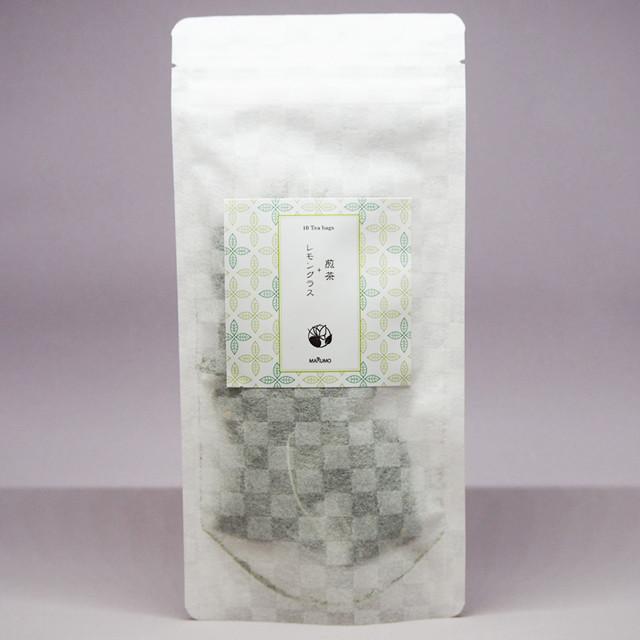 フレーバーティー 煎茶+レモングラス(ティーバッグ)3g×10p