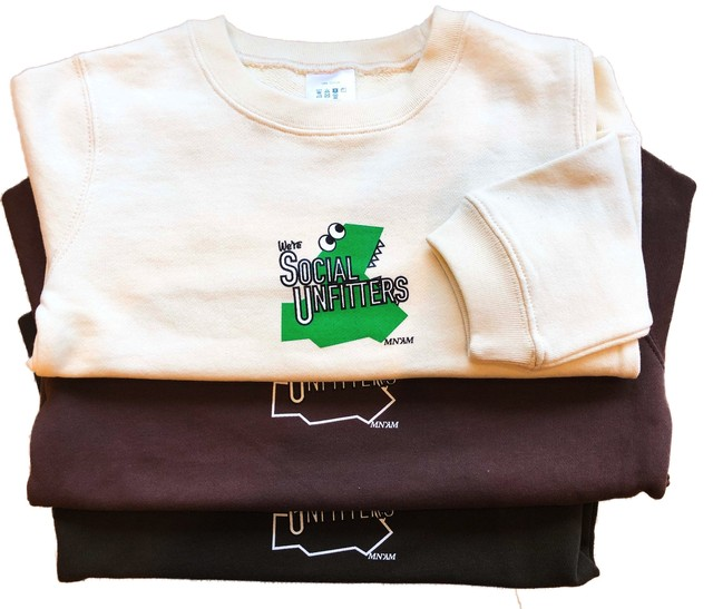 【KIDS】MNKMonster Tee