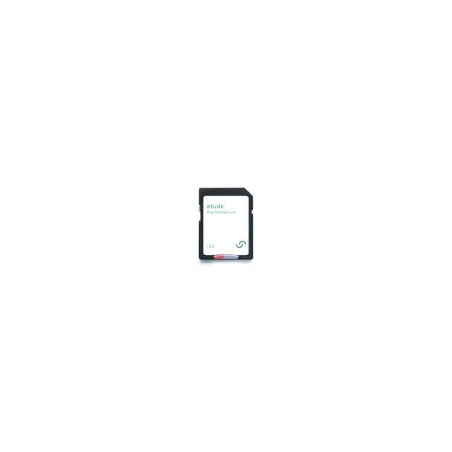 【音 × テクノロジー】AISO microSDカード単体 - Koji Nakamura - etude