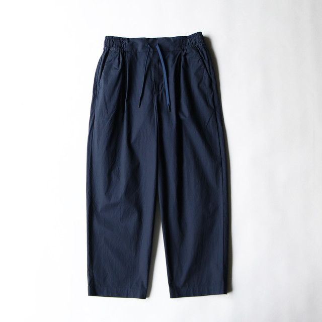 WR 2TACK WIDE PANTS - NAVY