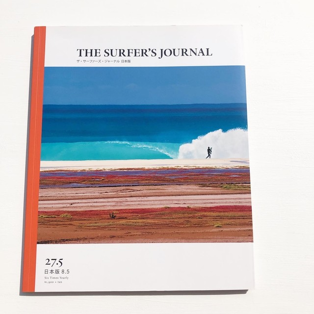 THE SURFER'S JOURNAL JAPAN 8.5