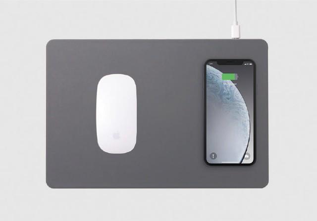 ワイヤレス充電マウスパッド  HANDS 3