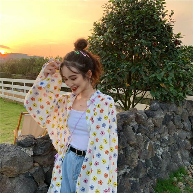 28a1f5f07ec シャツ.ブラウス   韓国レディースファッション通販 Olchang like ...