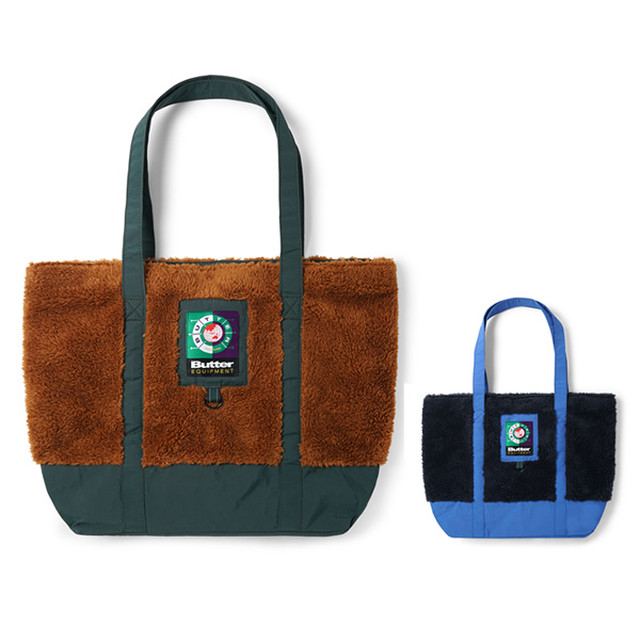 BUTTERGOODS|High Pile Tote Bag