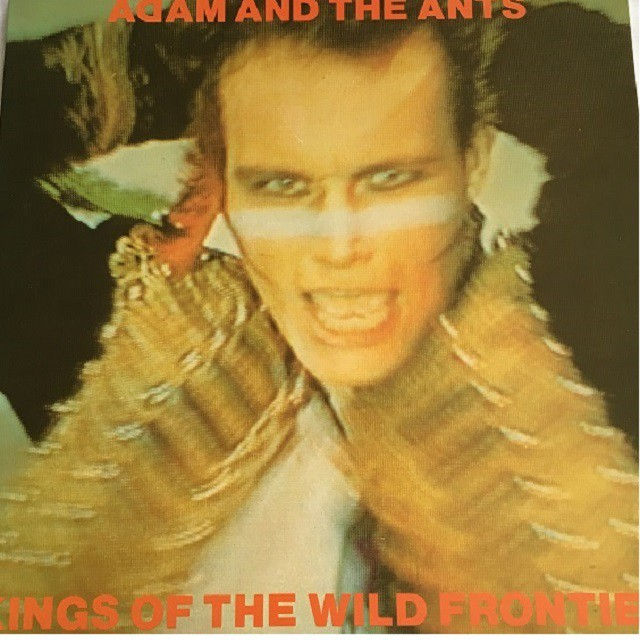 【LP・米盤】Adam & The Ants / Kings of The Wild Frontier