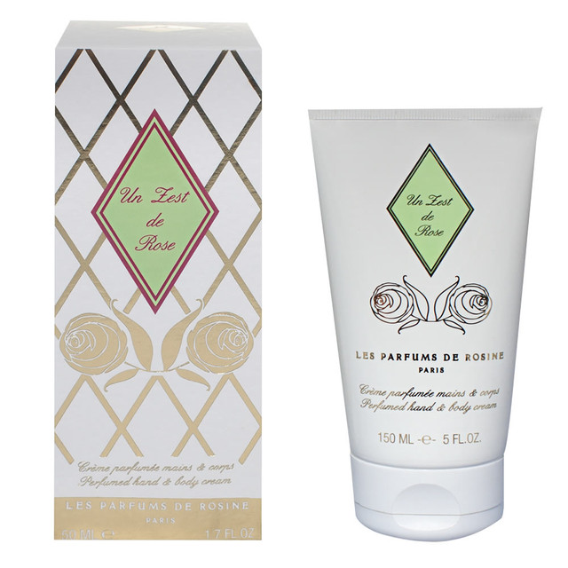 UN ZEST DE ROSE Hand&Bodycream