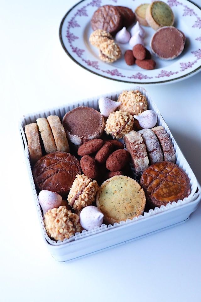 Sucreriesバレンタインクッキー缶(2/11発送)