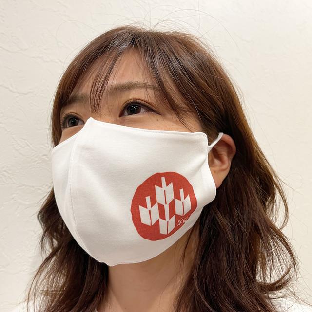 10周年記念布マスク