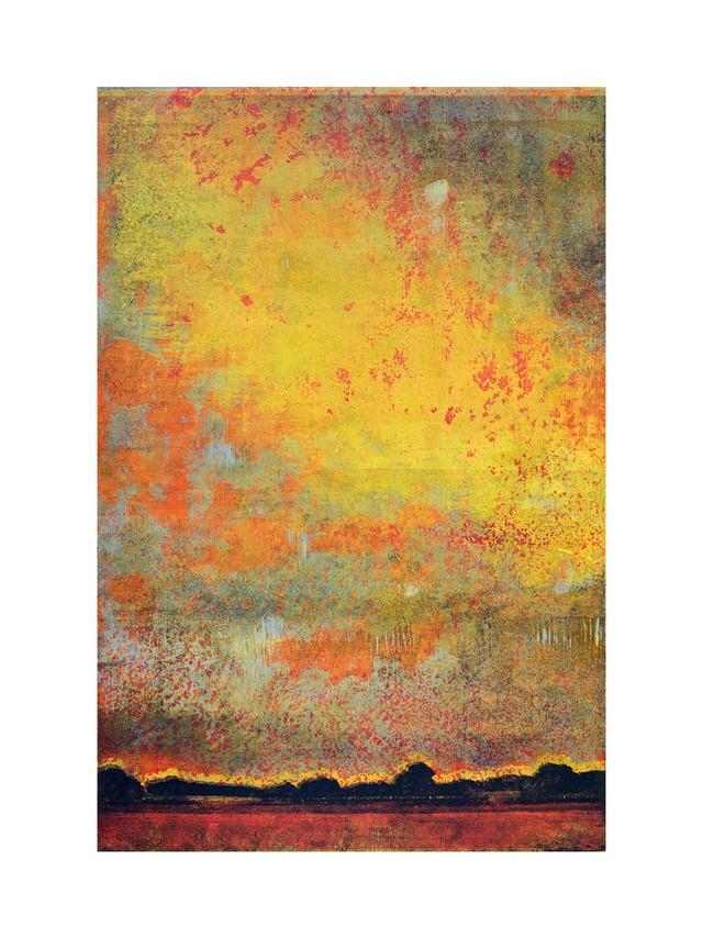 COLLIDER part 1 Screen Painting No.41 / Harry Adams