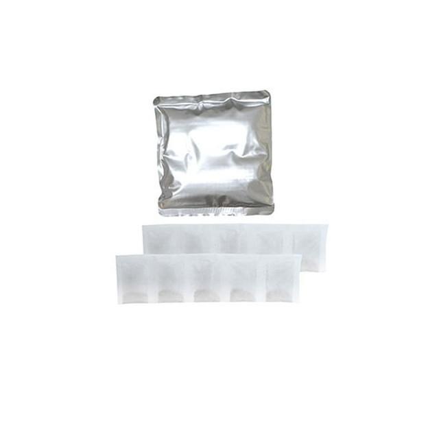 BR-571  アイスバックダブル専用保冷剤セット ( 背中用アルミ保冷剤×1個、脇用シート保冷剤×2個 ) ※本体は付属しておりません。 [ブレ]