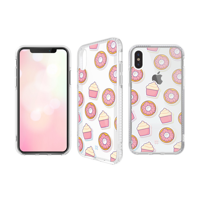 CaseStudi ( ケーススタディ ) iPhone XS / X / XR / XS Max  PRISMART Case 2018 Donut 耐衝撃 ケース