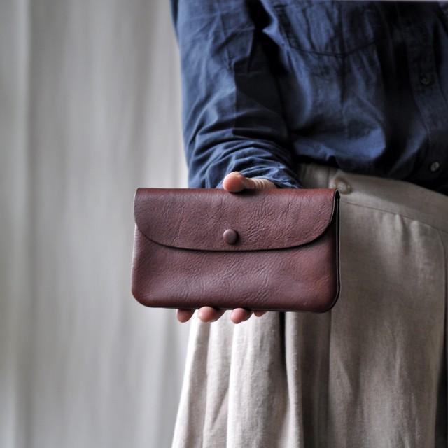 leather sample【豚革】