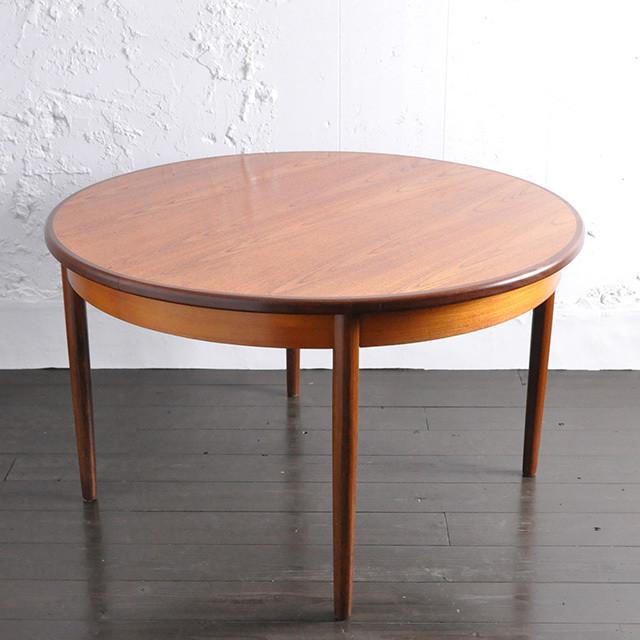 G-Plan Round EX Table / ジープラン ラウンド テーブル